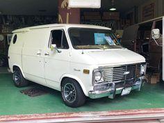 Chevy Vans, Custom Vans, Campervan, Van Life, Jeeps, Motorbikes, 3, 1970s, Trucks