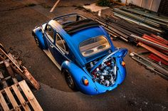 Subaru powered VW by Joshua Gatlin on 500px