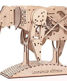 african-elephant-animate-wodden-3d-puzzle-0