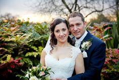 Gina and John at Golders Hill Park North London 27/1/2013