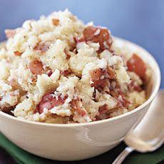 Garlic Mashed Potatoes: 5 pts