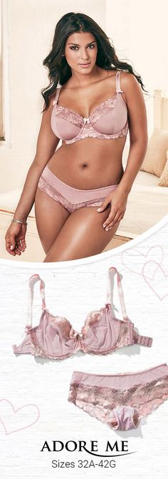 Friends don't let friends miss a lingerie sale! Valentine's Day is coming fast, it's time you got more familiar with Adore Me's monthly VIP membership! It's super affordable and chock full of perks. Get your first set for $24.95, plus free exchanges and returns! Adore Me carries a wide range of bra and panty sizes in all of the styles that will seriously set the mood - from 32A-42G, and XS-6XL. Shop to it! (Offer valid 01/12/15-02/12/15; Email address required)