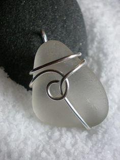 sea glass | Flickr - Photo Sharing! www.seafinddesigns.etsy.com #seaglassjewelry