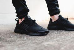 Nike Air Presto 'Triple Black' (Blackout)
