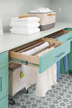 """Awesome """"laundry room storage diy shelves"""" info is offered on our internet site. Have a look and you wont be sorry you did. Mudroom Laundry Room, Laundry Room Remodel, Laundry Room Organization, Laundry Room Design, Laundry Decor, Laundry Storage, Laundry Room Inspiration, Clothes Drying Racks, Hang Dry Clothes"""