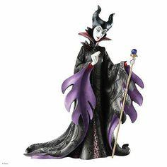 Maleficent Figurine Disney Haute Couture :Disney Showcase Collection 4031540 | eBay