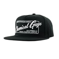 The Chemical Guys Car Culture Lifestyle Snapback Hat looks great 23047cf5c18