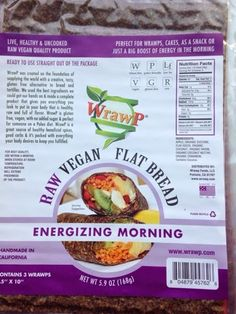 Wrawp Review - Raw, Vegan, and Packing Veggies! ~ Living, Learning, Eating #rawvegan