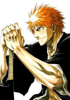 Чтение манги Блич - все цвета, кроме чёрного - Артбук 1 - 4 - самые свежие переводы. Read manga online! - ReadManga.me