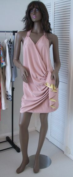 In pastel pink... yes please!