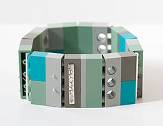 Really cool Lego jewelry @Cassie Solis