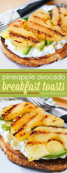Pineapple Avocado Br