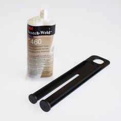 DP460 Epoxy Glue 50ml with Plunger. Ideal for attaching jewellery bails to glass.