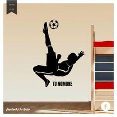 Vinilos Decorativos - Futbol 2