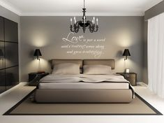 17x34 Medium Love Is Just A Word Until Someone Gives by WallsMore, $19.00