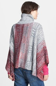 Free People 'Willow' Poncho | Nordstrom