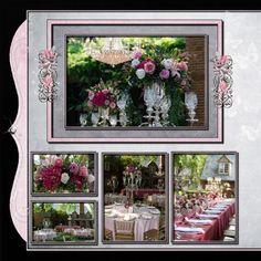 Wedding photographer Candid Photos of a Lifetime - Absolutely exquisite reception setup   Mission Hills, Kansas City, USA www.candidphotosofalifetime.com.au