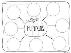 Pumpkin Activities {FREEBIE}