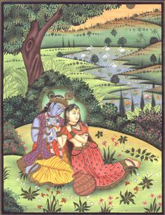 Offers a complete description of Lord Sri Krishna, His character, personality and activities, His incarnations, and how to understand Him. Radha Krishna Love, Radhe Krishna, Mythology, Culture, God, History, Wallpaper, Gallery, Fabric