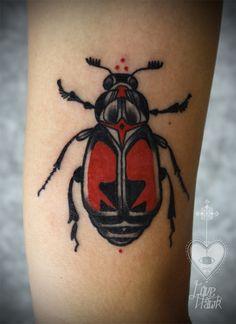 beetle tat