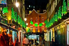 Carnaby Christmas Lights and Party