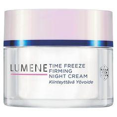 10 Best Drugstore Night Creams - #9 Lumene Time Freeze Firming Night Cream #rankandstyle