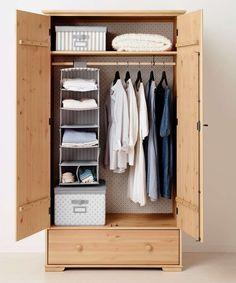 10 accessoires à avoir pour une garde-robe parfaitement organisée - Des idées
