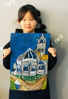 빈 센트 반 고흐[킨더 (초등) 수업 / 시흥시 정왕동 배곧 미술학원 - 창의미술 크리아트 ] : 네이버 블로그 Our Kids, Art For Kids, Ant Art, Van Gogh Art, Chef D Oeuvre, Vincent Van Gogh, Les Oeuvres, Art Projects, Lunch Box