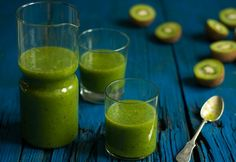 Healthy Smoothies, Healthy Drinks, Health 2020, Dash Diet, Nutribullet, Fun Drinks, Cantaloupe, Pudding, Fruit
