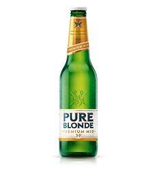 PureBlonde - The Dieline -