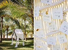 macrame decor for table assignments and love the little canvas pop-up