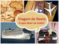 Viagem de Navio - 15 Dicas!