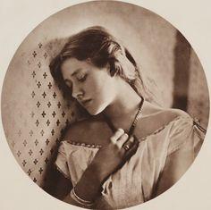 Julia Margaret Cameron  (British Pre-Raphaelite photographer) 1815 - 1879