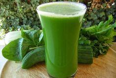 Tónico natural para beber de noche y eliminar grasa del vientre