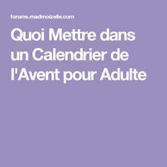 25 id es pour remplir un calendrier de l 39 avent pour adulte no l diy derni re minute et id es - Que mettre dans un calendrier de l avent pour adulte ...