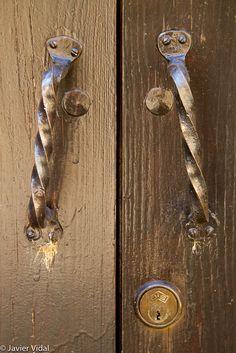 Victorian Door Knob Deco Door Plates Hardware Vintage Brown ...