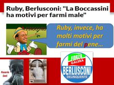 QUAL E' LA DIFFERENZA TRA LA BOCCASSINI E RUBY?