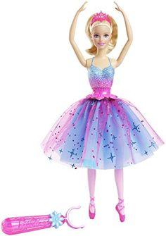 Barbie - Ckb21 - Poupée Mannequin - Danseuse Magique Barbie http://www.amazon.fr/dp/B00QYLXO70/ref=cm_sw_r_pi_dp_eJ4rwb0TQTKHG