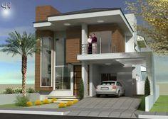 Casa moderna I