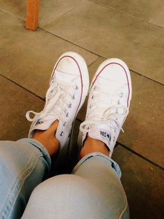 free shipping d26cc f5d39 White converse all star