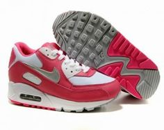 08732b8391e6 Discover the 325213 101 Womens Nike Air Max 90 White Metallic Silver Pink  Flash Authentic collection at Pumacreeper. Shop 325213 101 Womens Nike Air  Max 90 ...