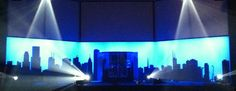 Chi City | Church Stage Design Ideas