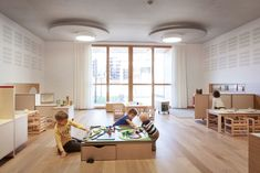 MoDus Architects · Preschool, Kindergarten and Family Center