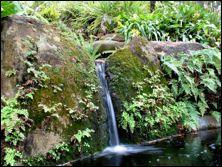 Very natural waterfall