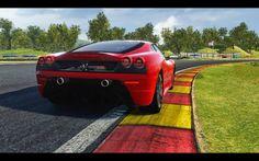 تحميل لعبة سباق سيارات فيراري للكمبيوتر 2015 Download Ferrari Virtual Race