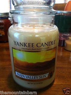 Napa Valley Sun fragrance smells so good!