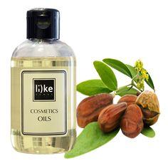 Λαδι Jojoba.Λόγω της χημικής του σύνθεσης απορροφάται εύκολα από το δέρμα και είναι ιδανικό για όλους τους τύπους δέρματος και των μαλλιών.Θρέφει και τονώνει την επιδερμίδα,ενώ διατηρεί την υγρασία και την ελαστικότητά της. Συγκρατεί την υγρασία στους ιστούς με αποτέλεσμα να διατηρείται το δέρμα ελαστικό και να επιβραδύνεται η διαδικασία γήρανσης. Βοηθάει στην πυτιρίδα και την ακμή.Ιδανικό για μασάζ λόγω της γρήγορης απορρόφησης από το δέρμα. Σε φιάλη των 100ml.Ολα μας τα λάδια είναι καθαρά.