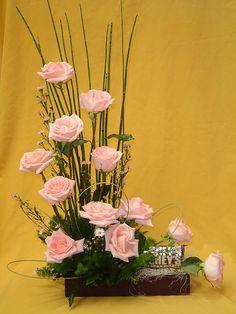 Arreglos Florales - La Promesa                                                                                                                                                                                 Más