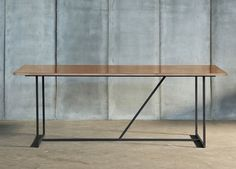 Messing Table by Heerenhuis | Spence & Lyda