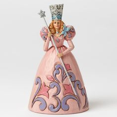 Wizard Of Oz Glinda The Good Witch Pint-Sized Figurine By Jim Shore